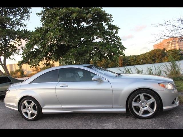 2007 MERCEDES-BENZ CL-CLASS CL550 2DR COUPE silver  we finance everyone  very rare and hard