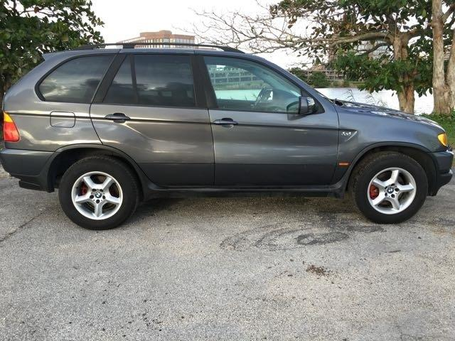 2003 BMW X5 30I AWD 4DR SUV gray miami auto wholesale is a family owned and operated dealership