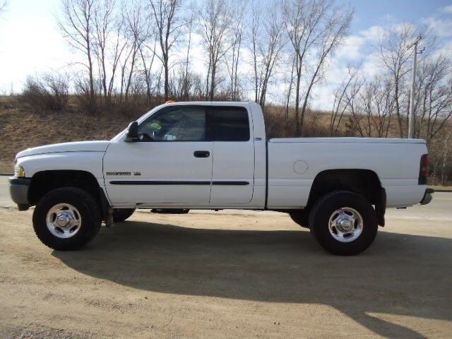1997 DODGE RAM PICKUP 2500 LT 2DR STANDARD CAB LB white miami auto wholesale is a family owned an