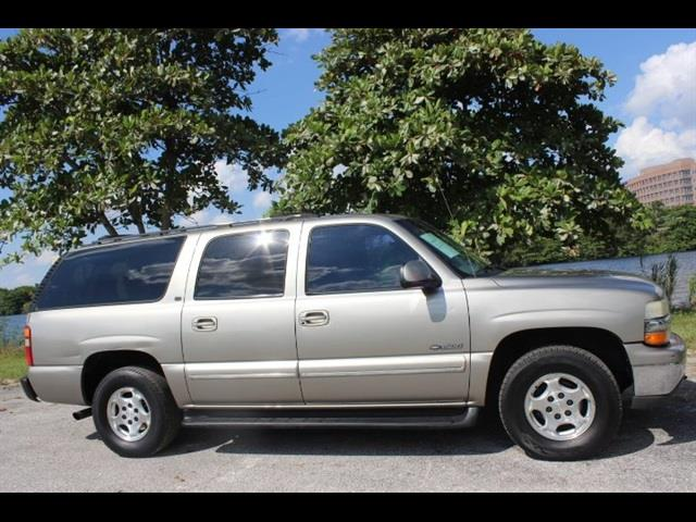 2001 CHEVROLET SUBURBAN 1500 2WD 4DR SUV beige miami auto wholesale is a family owned and operate
