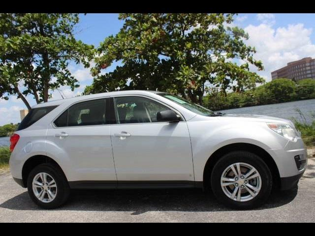 2010 CHEVROLET EQUINOX LS 4DR SUV silver miami auto wholesale is a family owned and operated deal