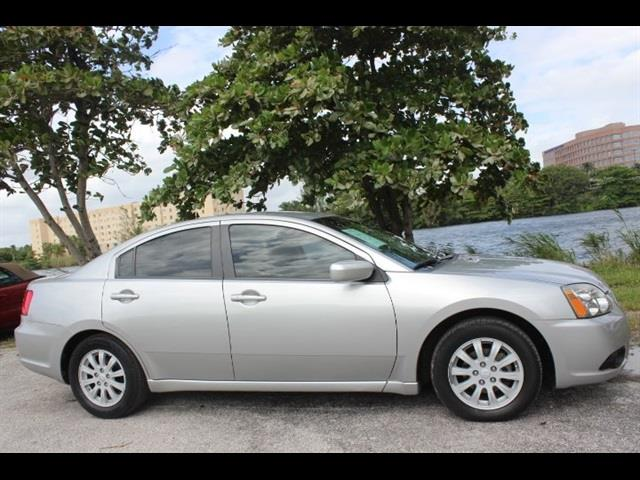 2012 MITSUBISHI GALANT FE 4DR SEDAN silver miami auto wholesale is a family owned and operated de