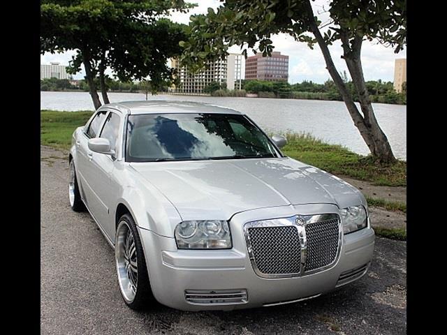 2005 CHRYSLER 300 BASE RWD 4DR SEDAN silver used cars  chrysler 300  financing available