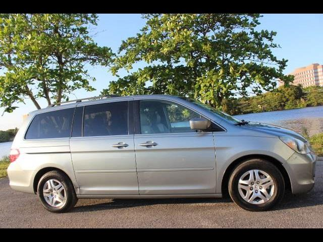 2007 HONDA ODYSSEY EX-L EX-L WNAVI WDVD green miami auto wholesale is a family owned and operate