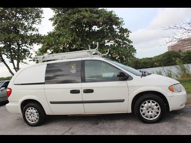 2006 DODGE GRAND CARAVAN CV 4DR EXTENDED CARGO MINI VAN white miami auto wholesale is a family o
