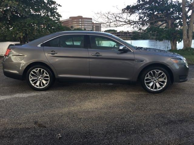 2014 FORD TAURUS LIMITED 4DR SEDAN grey miami auto wholesale is a family owned and operated deale