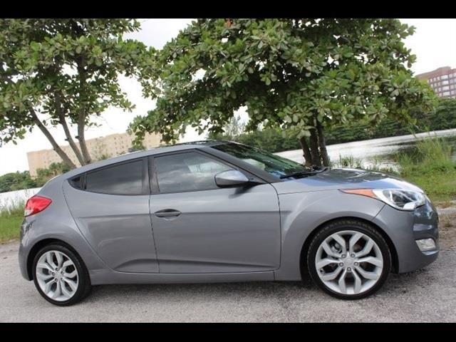 2012 HYUNDAI VELOSTER gray  we finance everyone  no issues and no accidents   free c