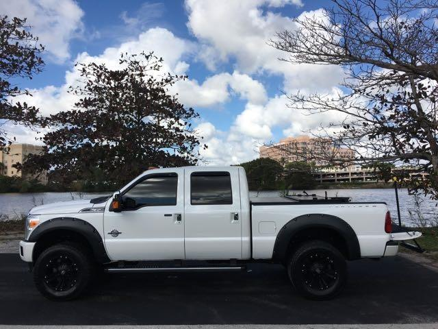 2015 FORD F-350 SUPER DUTY SUPER DUTY PLATINUM white miami auto wholesale is a family owned and op