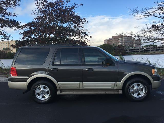 2006 FORD EXPEDITION EDDIE BAUER 4DR SUV gold miami auto wholesale is a family owned and operated