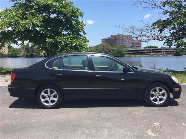2001 LEXUS GS 300 BASE 4DR SEDAN black miami auto wholesale is a family owned and operated dealer