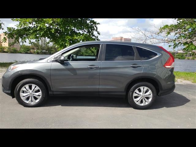 2013 HONDA CR-V EX AWD 4DR SUV metalic miami auto wholesale is a family owned and operated dealers