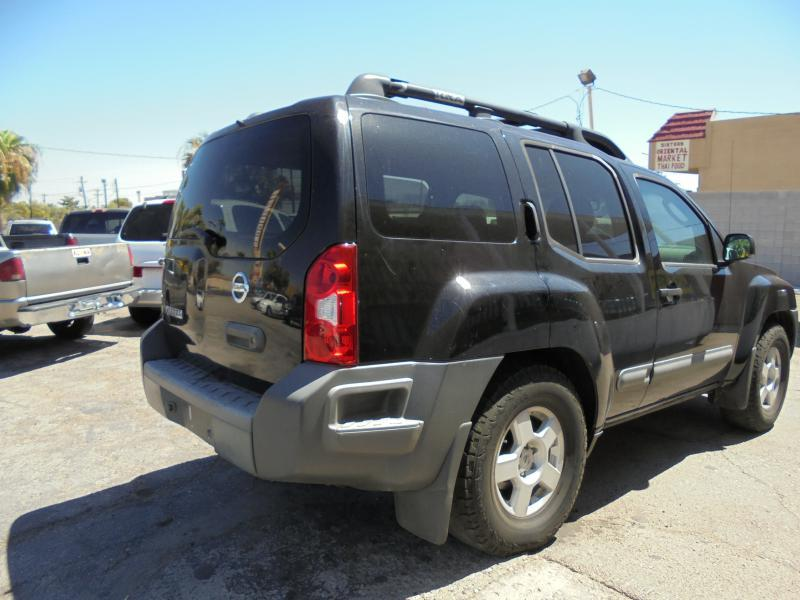 2005 nissan xterra off road in las vegas nv cars direct inc. Black Bedroom Furniture Sets. Home Design Ideas