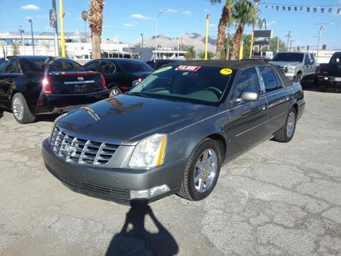 2006 Cadillac DTS for sale in Las Vegas, NV