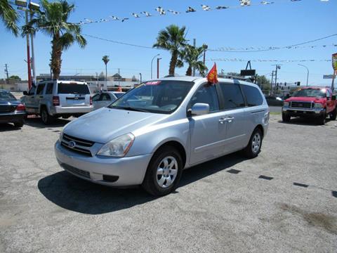 2006 Kia Sedona for sale in Las Vegas, NV