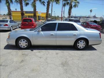2005 Cadillac DeVille for sale in Las Vegas, NV