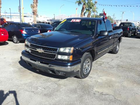 2006 Chevrolet Silverado 1500 for sale in Las Vegas, NV