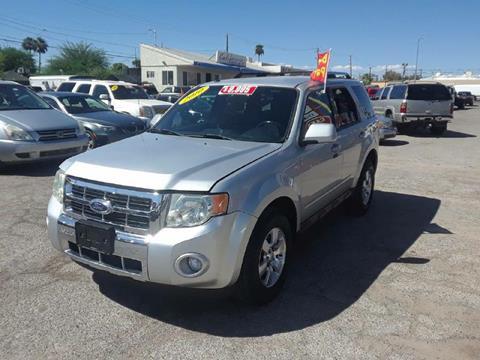 2010 Ford Escape for sale in Las Vegas, NV
