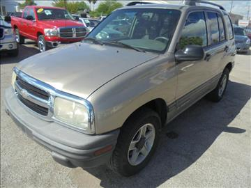 2003 Chevrolet Tracker for sale in Las Vegas, NV