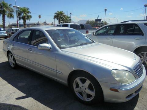 2004 Mercedes-Benz S-Class for sale in Las Vegas, NV
