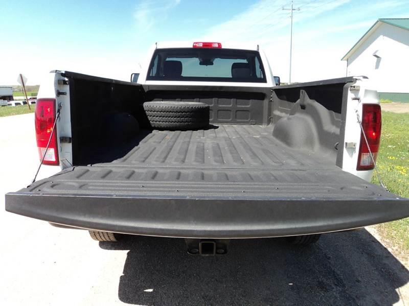 2014 RAM Ram Pickup 2500 4x4 Tradesman 2dr Regular Cab 8 ft. LB Pickup - Hazard NE