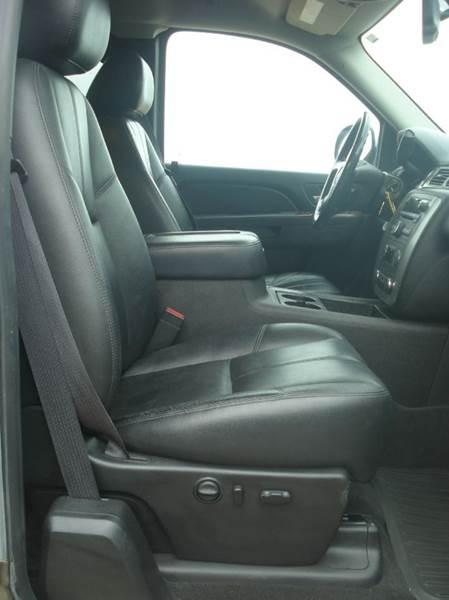 2012 GMC Sierra 2500HD 4x4 SLT 4dr Extended Cab LB - Hazard NE
