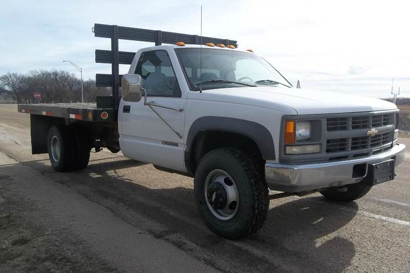 1997 Chevrolet C/K 3500 Series WT - Hazard NE