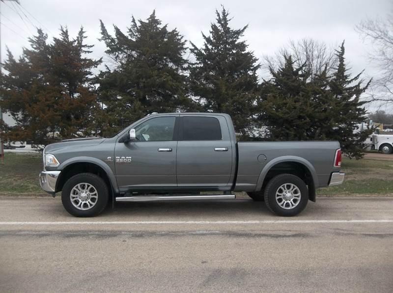 2013 RAM Ram Pickup 3500 4x4 Laramie 4dr Crew Cab 6.3 ft. SB Pickup - Hazard NE