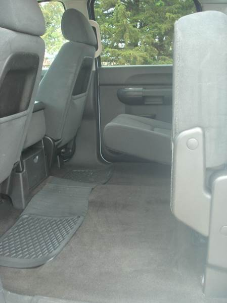 2009 GMC Sierra 3500HD 4x4 SLE 4dr Crew Cab LB SRW - Hazard NE