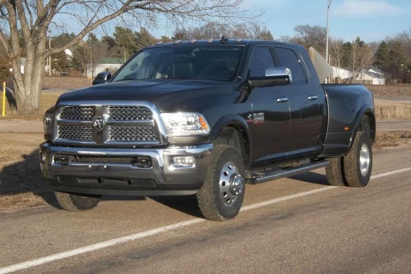 2015 RAM Ram Pickup 3500 4x4 Laramie 4dr Mega Cab 6.3 ft. SB Pickup - Hazard NE