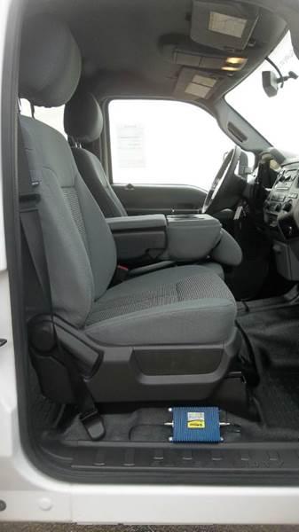 2014 Ford F-250 Super Duty 4x4 XLT 4dr Crew Cab 6.8 ft. SB Pickup - Hazard NE