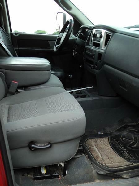 2007 Dodge Ram Pickup 2500 SLT 4dr Quad Cab 4x4 LB - Hazard NE