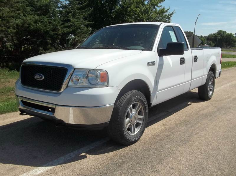 2007 Ford F-150 XLT 2dr Regular Cab 4WD Styleside 6.5 ft. SB - Hazard NE