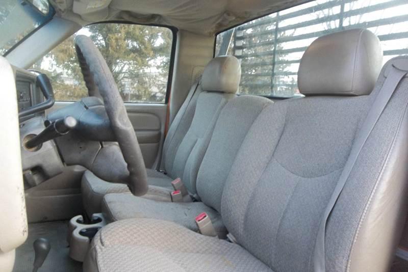 2003 GMC Sierra 2500HD 2dr Regular Cab Work Truck 4WD LB - Hazard NE