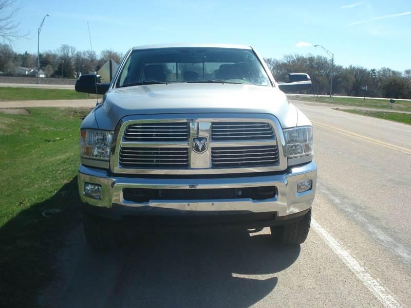 2010 Dodge Ram Pickup 2500 4x4 SLT 4dr Crew Cab 6.3 ft. SB Pickup - Hazard NE