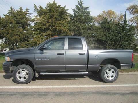 2003 Dodge Ram Pickup 2500 for sale in Hazard, NE