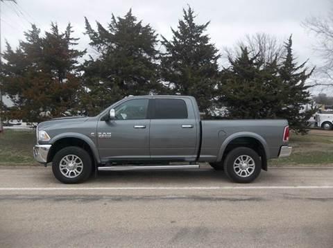 2013 RAM Ram Pickup 3500 for sale in Hazard, NE