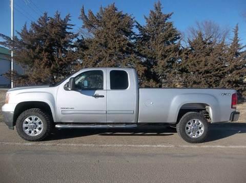 2011 GMC Sierra 3500HD for sale in Hazard, NE