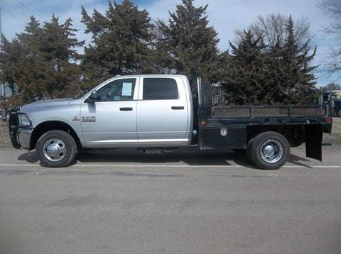 2014 RAM Ram Chassis 3500 for sale in Hazard, NE