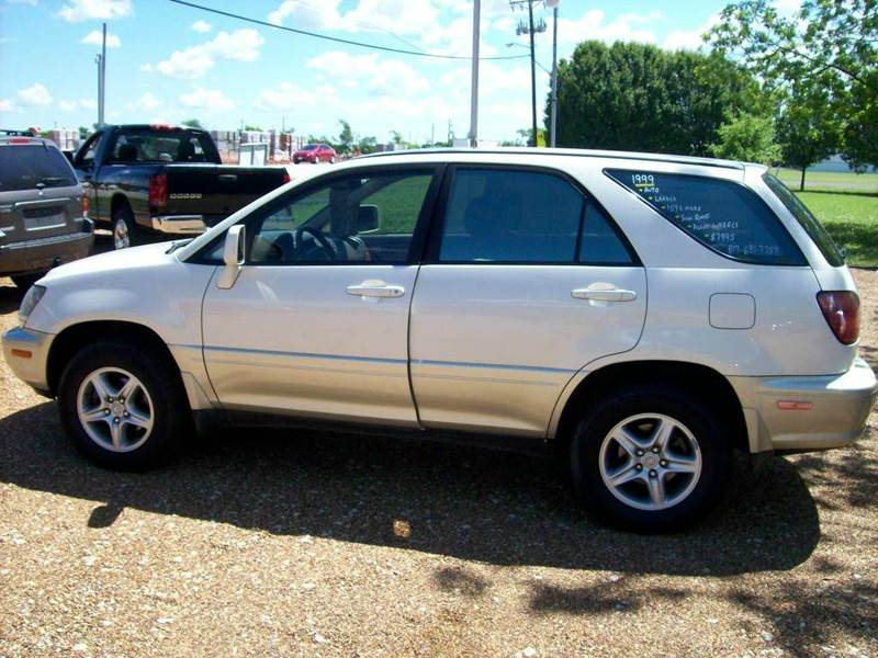 Lexus Rx Awd Suv In Fort Worth Tx Auto Source