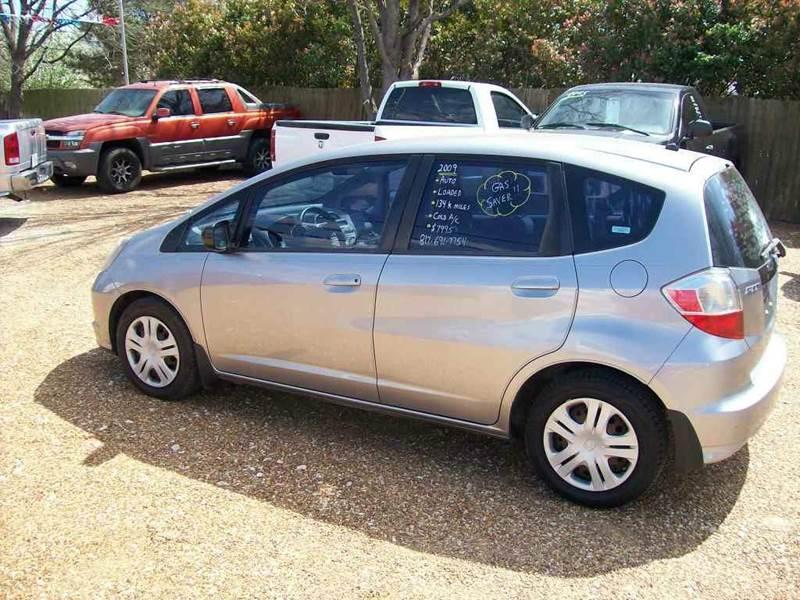 2009 Honda Fit 4dr Hatchback 5A   Fort Worth TX