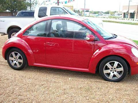 2006 Volkswagen New Beetle for sale in Fort Worth, TX