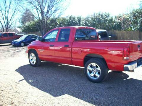 2005 Dodge Ram For Sale Fort Worth Tx