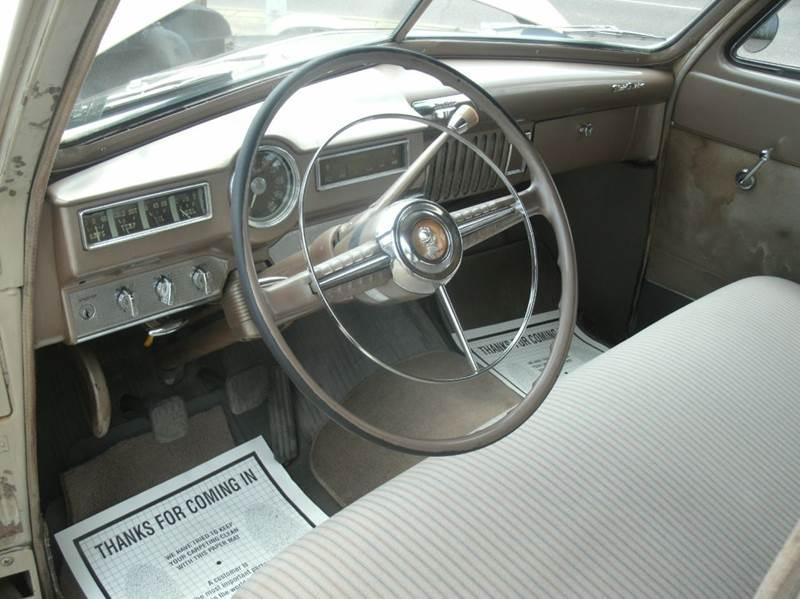 1950 Desoto DELUX DELUXE - Skokie IL