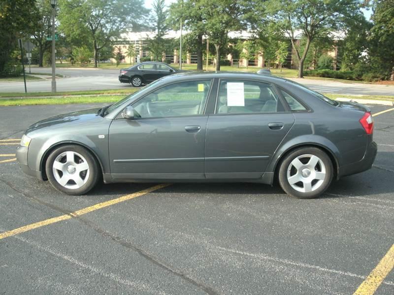 2004 audi a4 awd 1.8t quattro 4dr sedan in skokie il - siglers