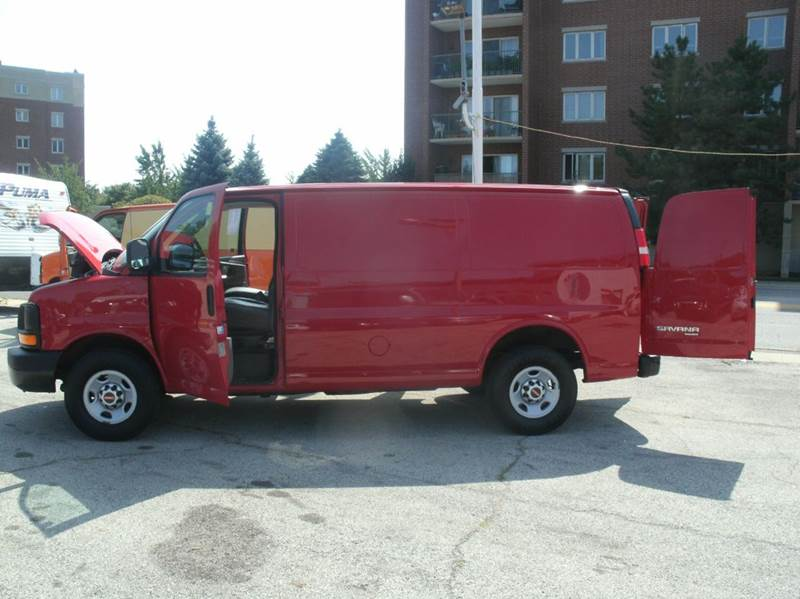 2013 GMC Savana Cargo G3500 3500 3dr Cargo Van w/ 1WT - Skokie IL