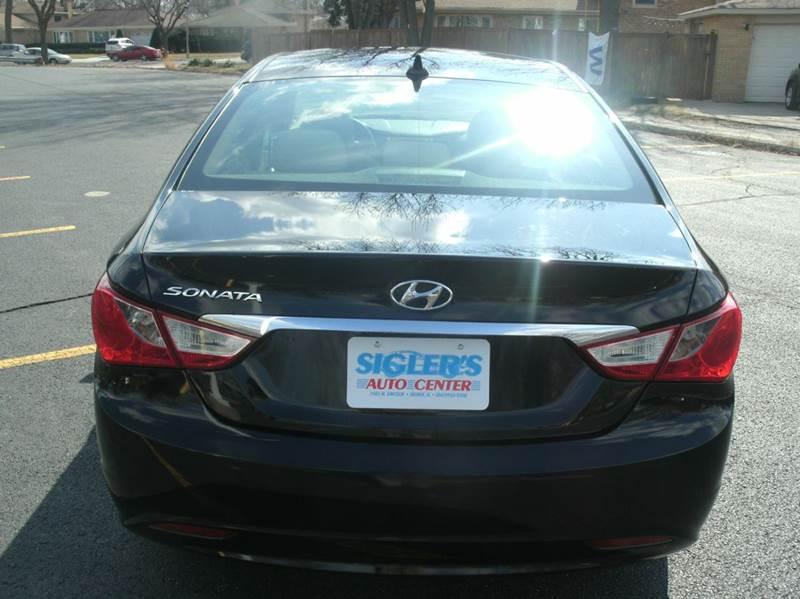 2011 Hyundai Sonata GLS 4dr Sedan - Skokie IL