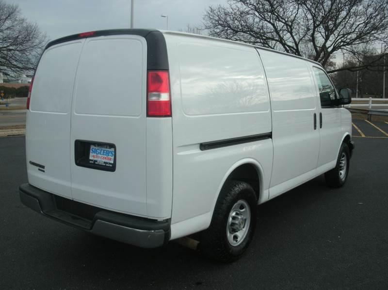 2014 Chevrolet Express Cargo 3500 3dr Cargo Van w/1WT - Skokie IL