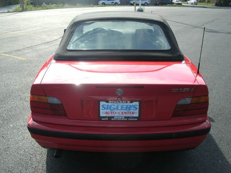 1997 BMW 3 Series 318i 2dr Convertible - Skokie IL