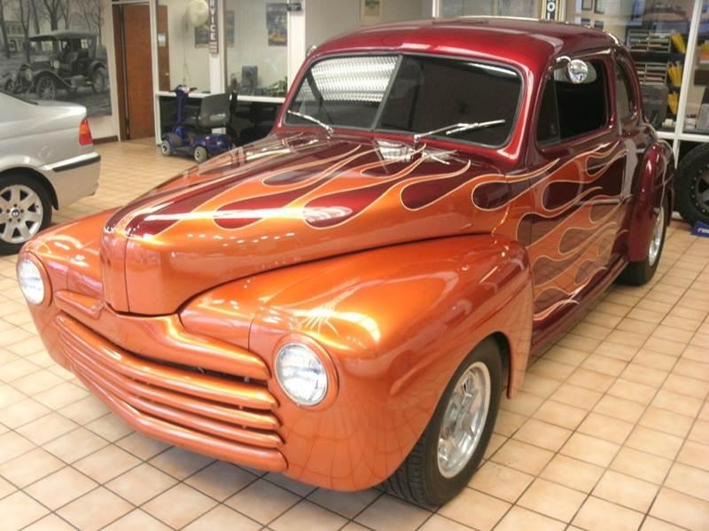 1946 Ford Deluxe FULLY CUSTOM - Skokie IL