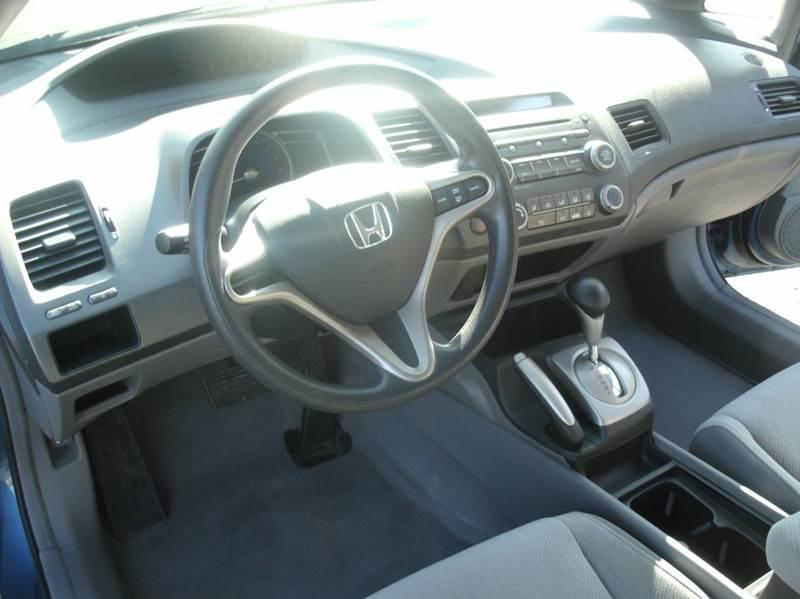 2009 Honda Civic LX 4dr Sedan 5A - Skokie IL